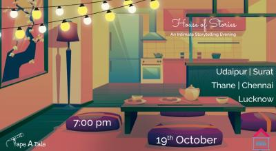 House of Stories - Chennai