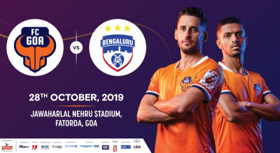 Hero Indian Super League 2019-20: FC Goa vs Bengaluru FC
