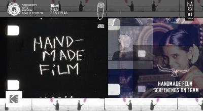Handmade film screenings: 16mm