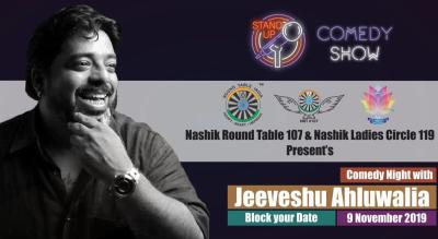 Comedy Nights for a Cause with Jeeveshu Aluhwalia