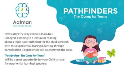 Pathfinders- a camp for teens