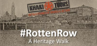 #RottenRow by Khaki Tours