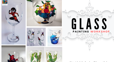 Glass Painting Workshop (In Chennai)