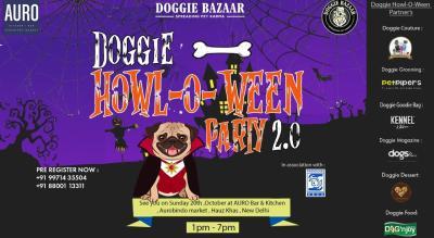 Doggie Bazaar Doggie Howl-O-Ween Party 2019