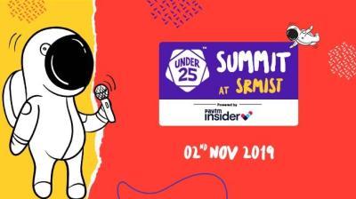 Under 25 Summit at SRMIST | Chennai