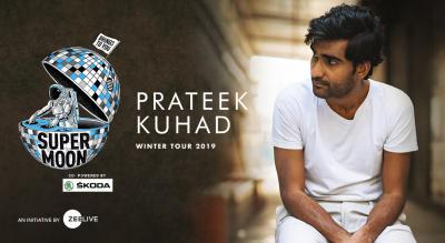 Supermoon ft. Prateek Kuhad Winter Tour 2019 - Surat