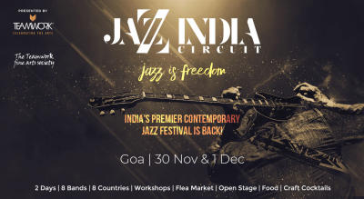 Jazz India Circuit 2019, Goa