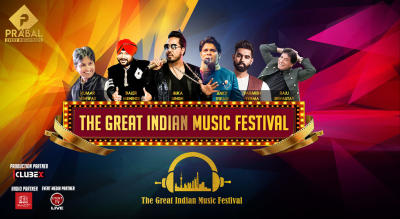 The Great Indian Music Festival