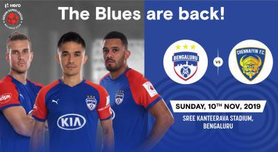 Hero Indian Super League 2019-20: Bengaluru FC vs Chennaiyin FC