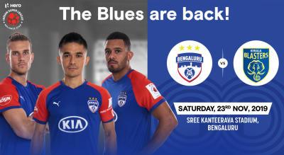 Hero Indian Super League 2019-20: Bengaluru FC vs Kerala Blasters FC