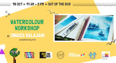 Watercolour Workshop | Road to Carnival