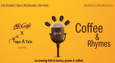 Coffee & Rhymes | Tape A Tale | McCafe