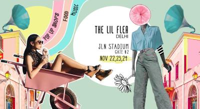 The Lil Flea, Delhi 2019
