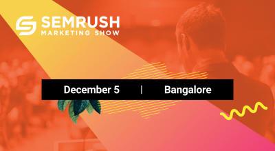 SEMrush Marketing Show