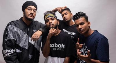 Gully Gang presents The Scene at Fandom feat. Aavrutti
