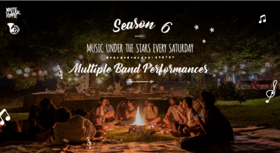 BandCamp: Music Under the Stars