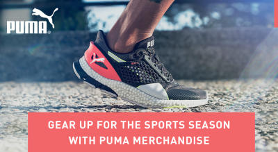 Grab your PUMA Voucher!