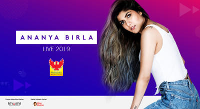 Ananya Birla India Tour 2019 | Chennai