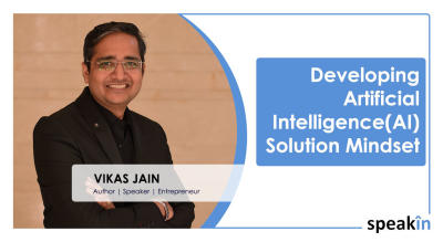 Developing Artificial Intelligence (AI) Solution Mindset