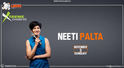 Punchliners Standup Comedy Show ft Neeti Palta
