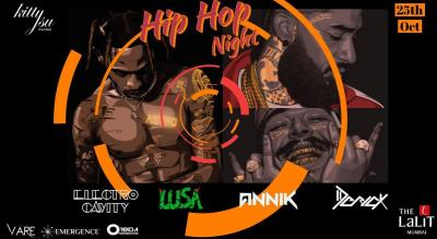 Kitty Su Mumbai Presents Hip Hop Night