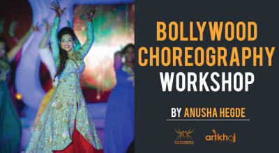 Bollywood Choreography Workshop