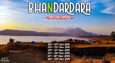Bhandardara Lakeside Camping | Travel Trikon