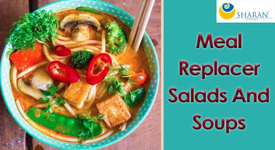 Meal Replacer Salads And Soups