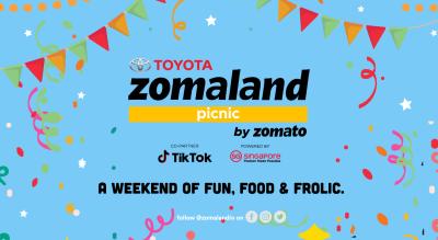 Zomaland Picnic - Kolkata