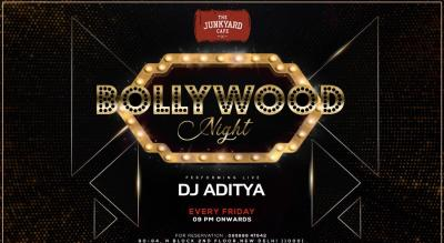 Bollywood Night with DJ Aditya