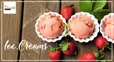 Ice Cream Workshop with Culinary Craft