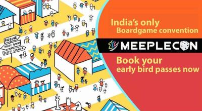 Meeplecon 2019 - India's only Board Game Convention