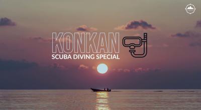 Konkan Scuba Diving Special   Wandering Souls