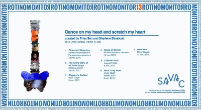 Monito 13: Dance on my Had and Scratch my Heart