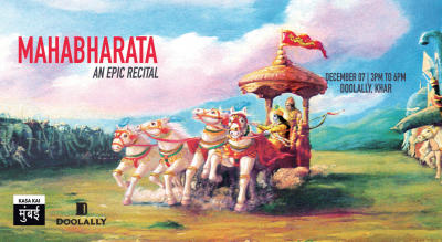 Mahabharata - An Epic Recital At Doolally Khar