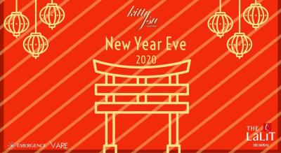 Kitty Su Mumbai Presents New Year's Eve 2020