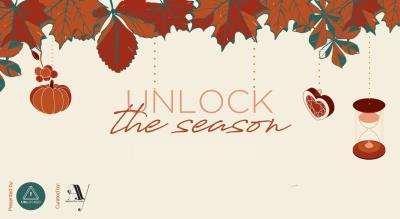Unlock the Season - Thanksgiving Pop-Up