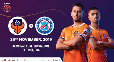 Hero Indian Super League 2019-20: FC Goa vs Jamshedpur FC