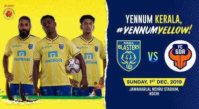 Hero Indian Super League 2019-20: Kerala Blasters FC vs FC Goa