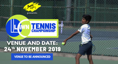 Born To Play Lawn Tennis Championship- November '19 Edition