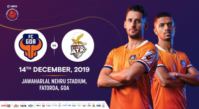 Hero Indian Super League 2019-20: FC Goa vs ATK