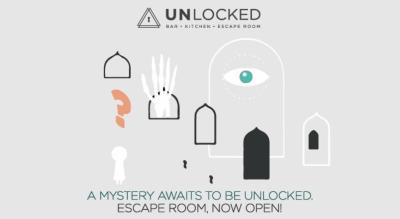 Unlocked Escape Room: A Mysterious Adventure!