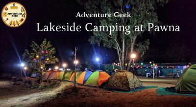 Lakeside Camping at Pawna