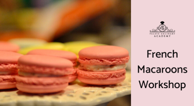 French Egg Macaroons