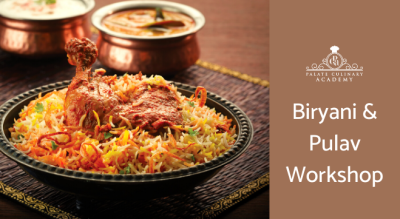 Biryani & Pulav Workshop