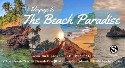 Voyage to Beach Paradise