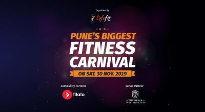 Pune's Biggest Fitness Carnival