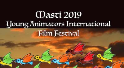 Masti 2019 - Young Animators International Film Festival