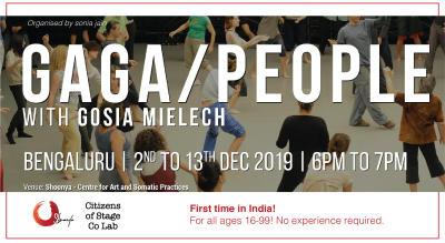 Gaga/People Workshop