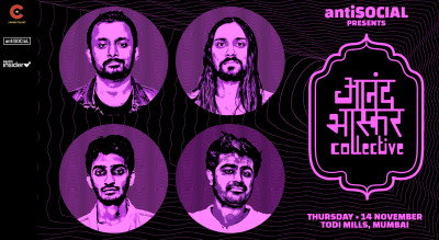 antiSOCIAL presents Anand Bhaskar Collective LIVE